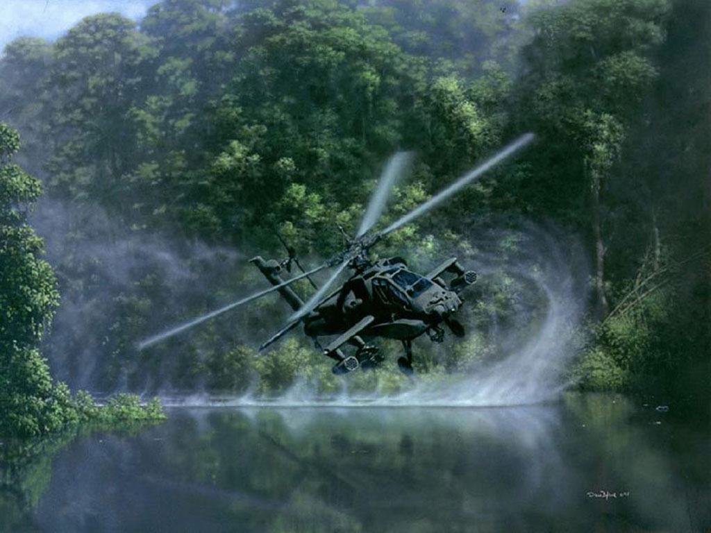 apache military wallpaper