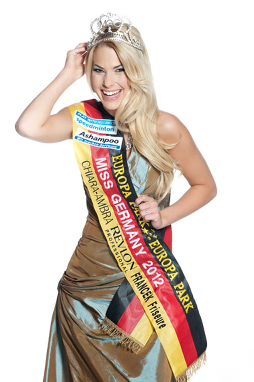 Miss Germany 2012,Miss Germany 2012 winner