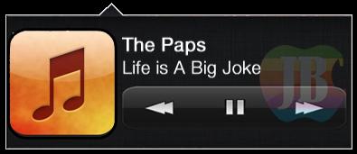 aplikasi jailbreak terbaik musicwidget