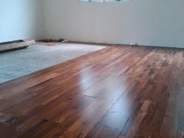 Flooring FJL merbau
