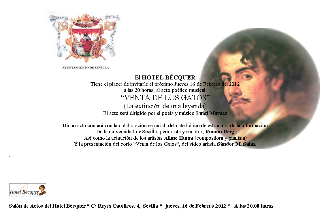 Gustavo Adolfo BecQuer fecha de nacimiento
