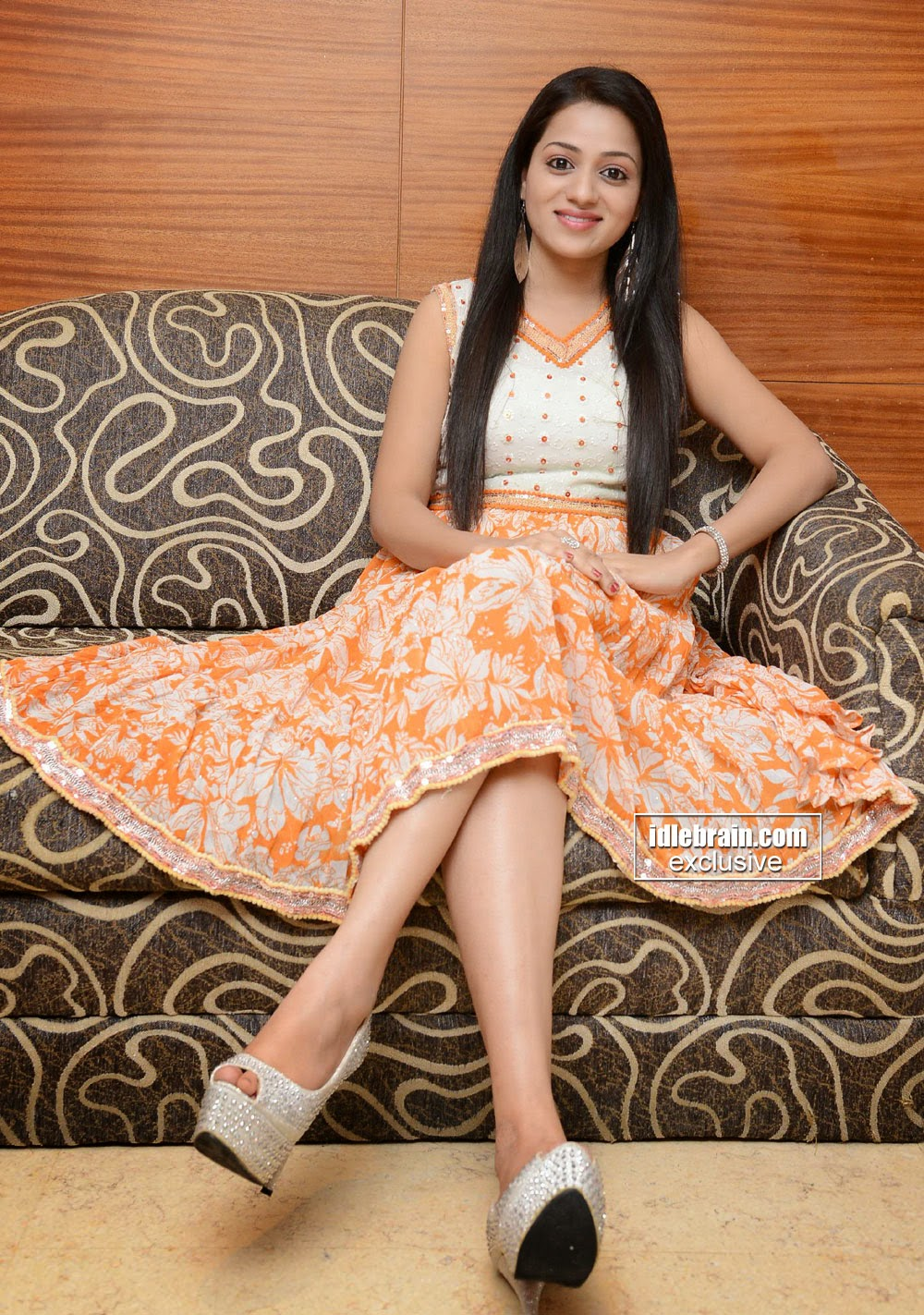 Reshma cute dress
