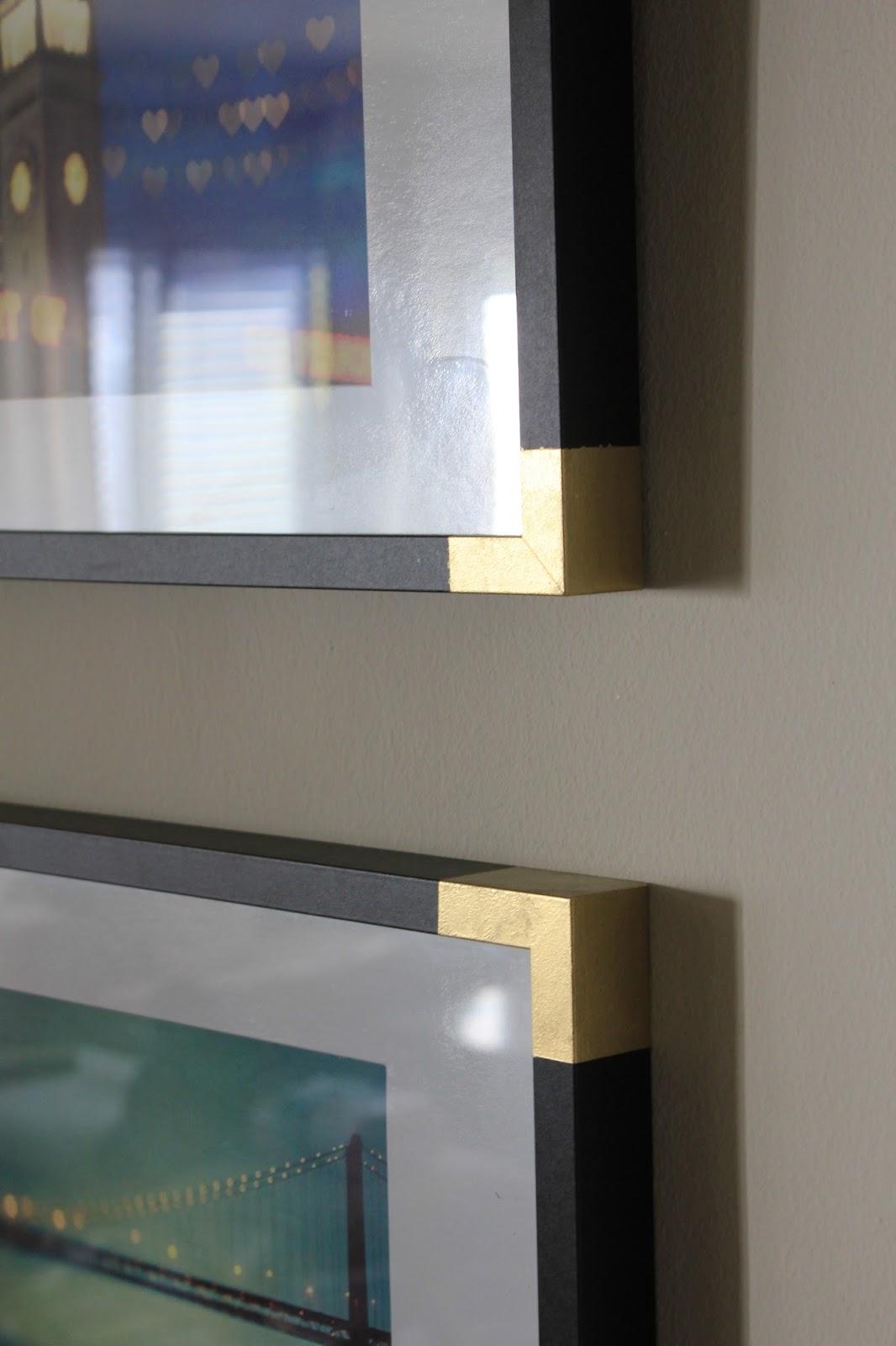 Cup Half Full: DIY Embellished Picture Frames
