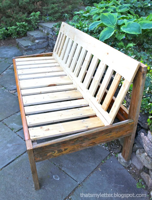 Diy Outdoor Sofa Jaime Costiglio