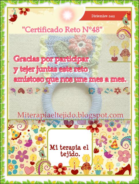 Certificado reto 48
