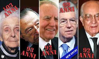 De renzo domenico dante agosto 2012 for Lista senatori