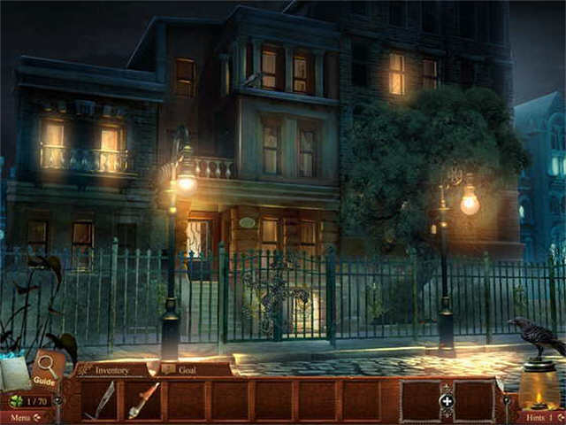 Midnight Mysteries: Haunted Houdini Deluxe Screenshot 2