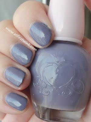 Etude House nail polish DPP504 - Bye Violet