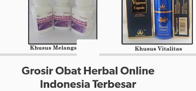 Grosir Obat Herbal Jakarta