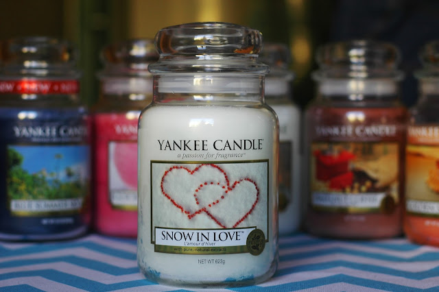 Yankee Candle - Snow in love