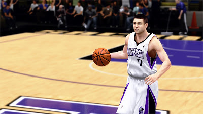 NBA 2K13 Jimmer Fredette Player Update