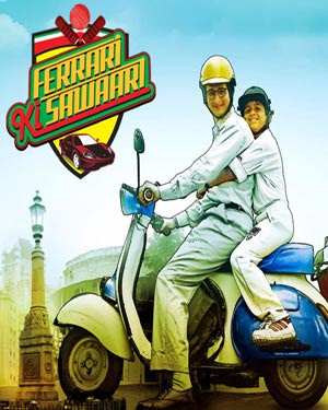 Ferrari Ki Sawaari (2012) - Hindi Movie