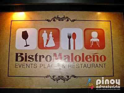 Where to Eat in Malolos Bulacan Bistro Maloleño Events Place and Restaurant