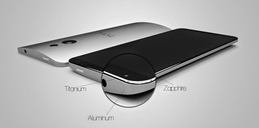 Reveal Stunning Images Of The HTC Concept One (M9) 4