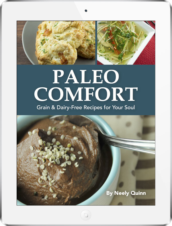 Paleo Comfort Recipes