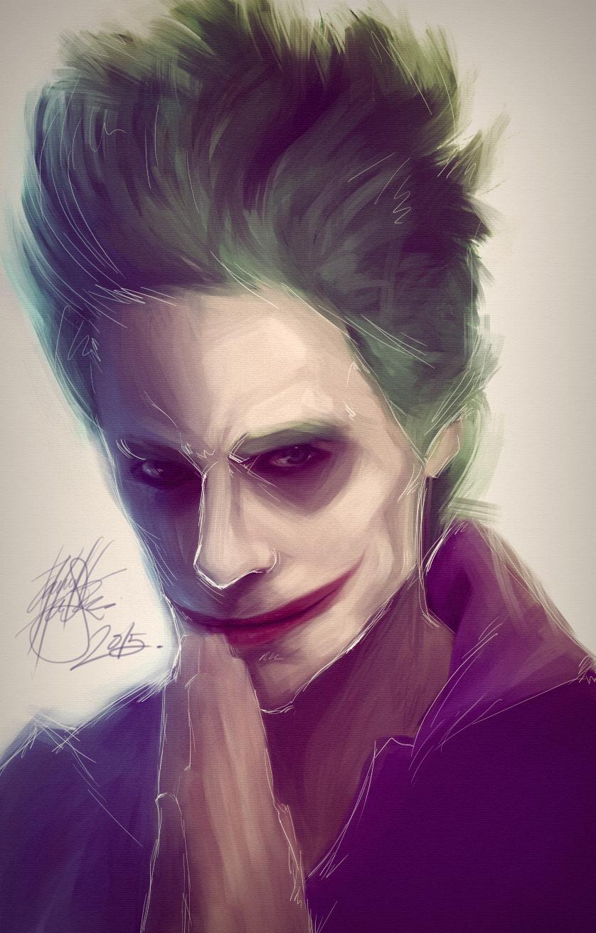 the joker arkham city costume