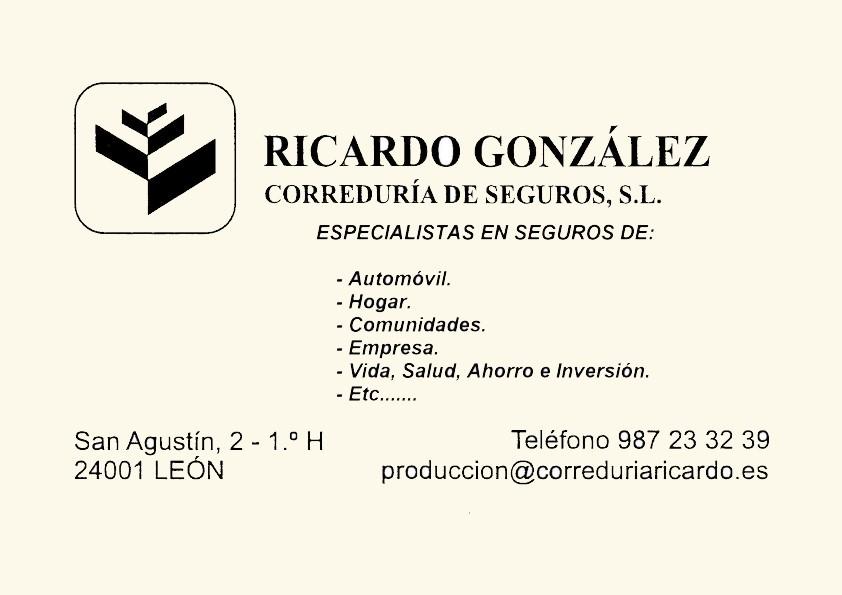 Seguros Ricardo González
