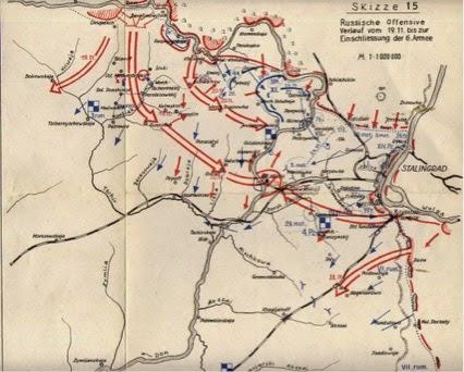 Stalingrado, Segunda Guerra Mundial