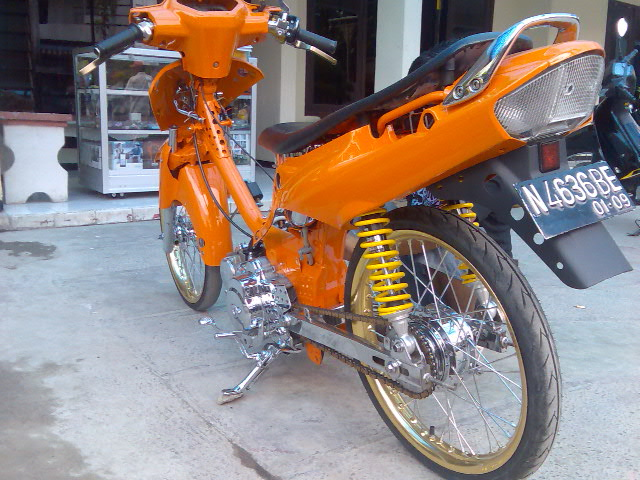 shogun drag bike