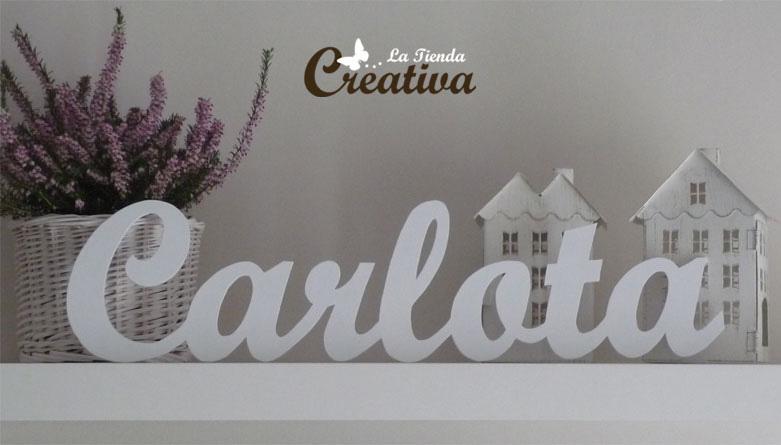 Nombres en madera para decorar imagui - Letras infantiles para decorar ...