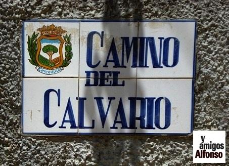 Camino del Calvario - AlfonsoyAmigos