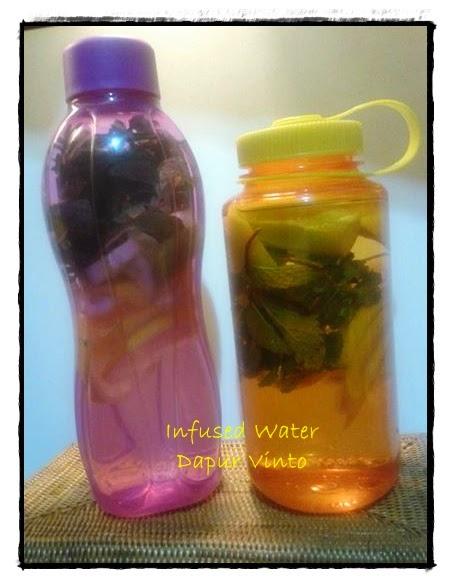 11 Resep Serta Cara Membuat Infused Water yang Segar dan Berkhasiat