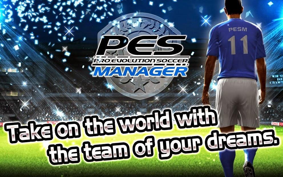 PES Manager 1.0.4 Apk Download