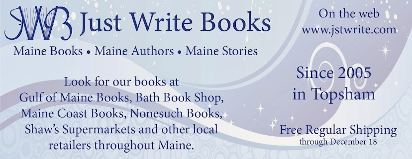 Just Write Books - Nancy Randolph - Maine