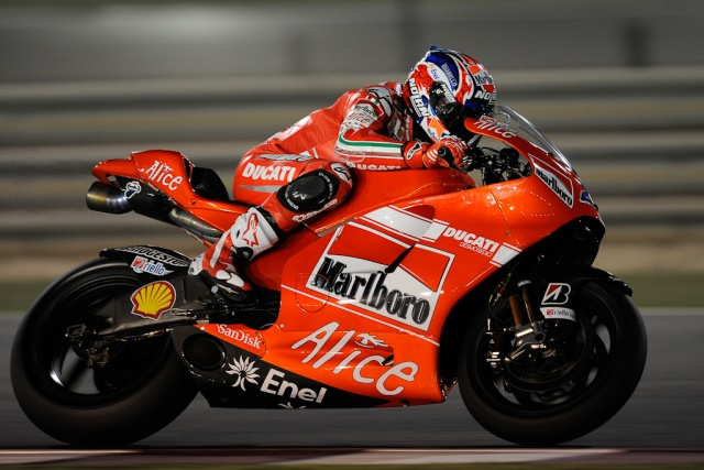 All World Sports: Casey Stoner Ducati