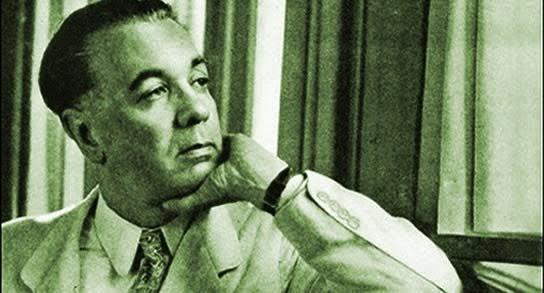 Al Hexágono Natal de Borges. Tributo