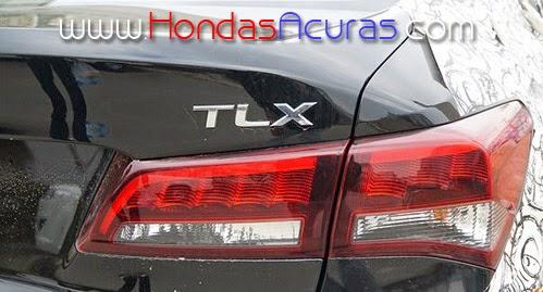 Acura 2015 TL TLX