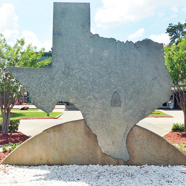 texas welcome center