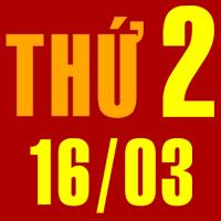Tử vi 16/3/2015 Thứ hai - 12 Cung Hoàng Đạo hôm nay