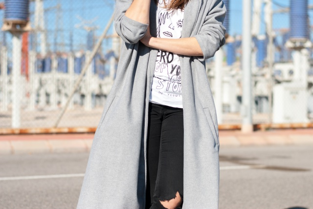 Sammydress Coat Look