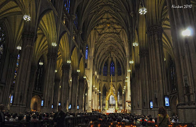 (New York) - St. Patrick's Cathedral