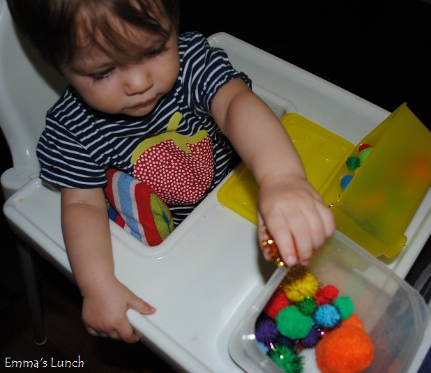 Sensory activities for babies
