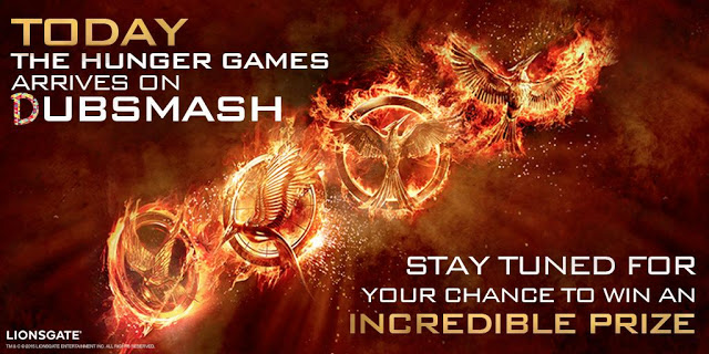 the hunger games mockingjay part 2 dubsmash win london premiere tickets thgdubsmash