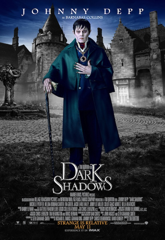 Dark Shadows �������ֹ�ؤ