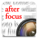 after focus application