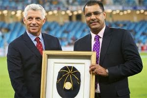 ICC Cricket Hall of Fame- Waqar Younis