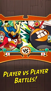 Angry Birds Fight V1.1.0 MOD APK
