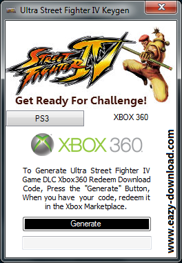 Ultra Street Fighter IV Keygen