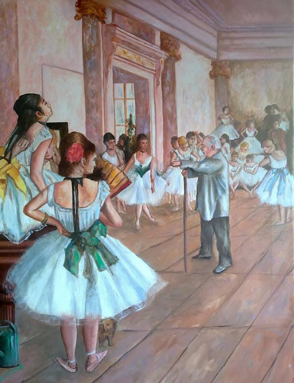 FIGURAS. Clase de Danzas
