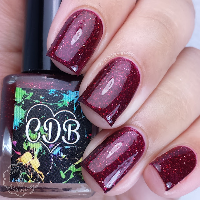 CDB Lacquer - Candy Apple