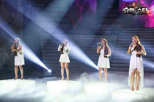 Good Filipino group MICA enters Top 8 MNET's Superstar K Season 6
