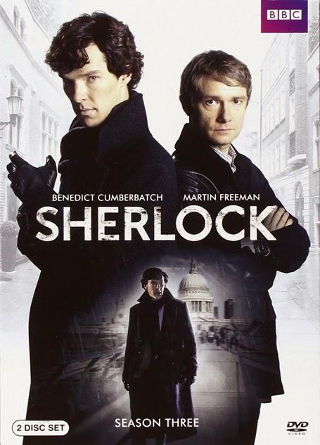 Travis Simpkins: Sherl... Benedict Cumberbatch Dvd