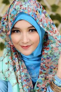 Model hijab simpel populer untuk remaja