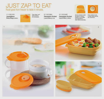 REHEATABLE LUNCH SET