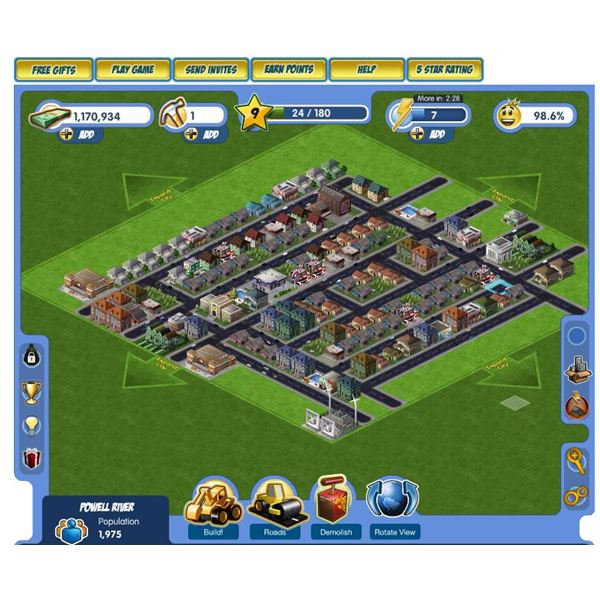android and other game reviews top five facebook city building games