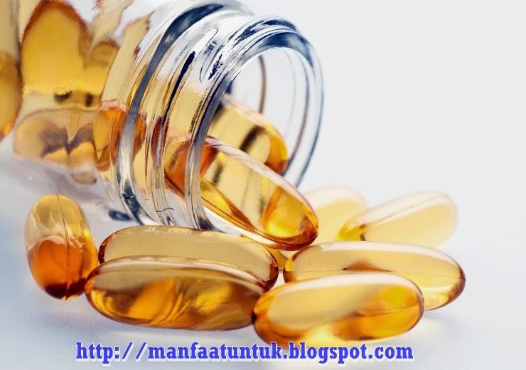 manfaat vitamin E untuk kesehatan dan kecantikan